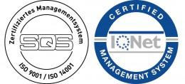 Clean-Service AG ISO-Zertifizierung