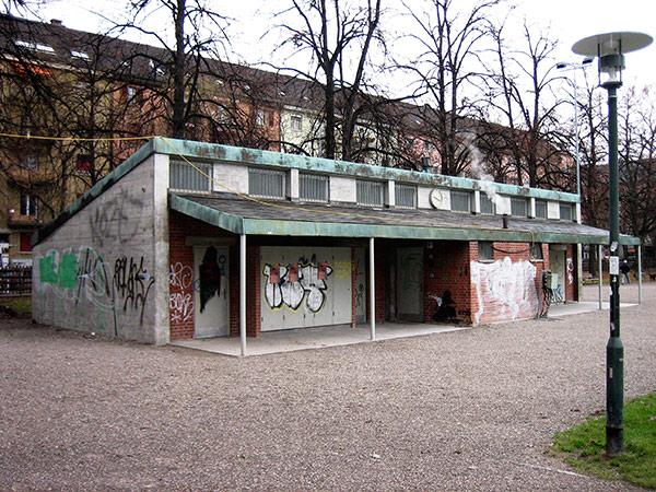 Graffitibehandlung_vorher